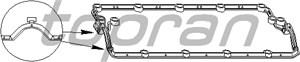 Reservdel:Volkswagen Transport Packning, vippkåpa