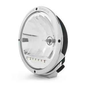 Lisävalo Lum Chrom LED pos, Universal