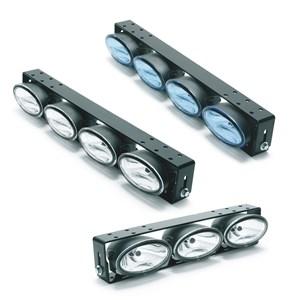 Extraljus-ramp FF 50-4 Blue, Universal