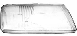 Lyktglas, strålkastare, Vänster