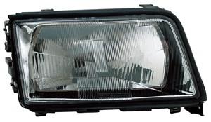 varaosat:Audi 90 Ajovalo, Vasen
