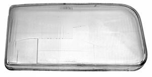 Reservdel:Volkswagen Passat Lyktglas, strålkastare, Vänster