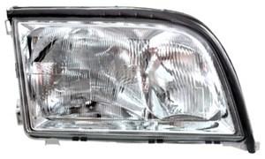 varaosat:Mercedes S 350 Ajovalo, Vasen
