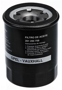 Reservdel:Opel Vectra Oljefilter