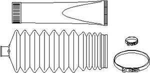 Dammskydd, styrsystem, Höger eller vänster