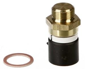 Temperaturbryter, radiator ventilator