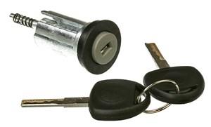 Sulkusylinteri, sytytyksen lukko