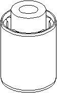 Reservdel:Opel Omega Axelupphängning, Bak, höger eller vänster
