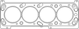 Reservdel:Opel Zafira Packning, topplock