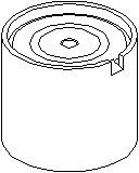Reservdel:Opel Combo Vevtapp / ventillyftare