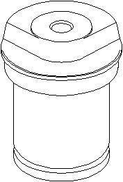 Axelupphängning, Bak, höger eller vänster