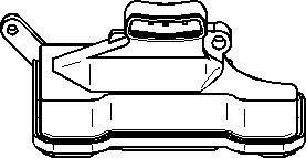 Hydraulikkfilter, automatikk