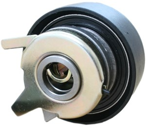 Tensioner Pulley, timing belt, Lower, Upper