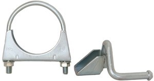 Exhaust spare parts
