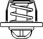 Reservdel:Ford Fusion Termostat, kylvätska