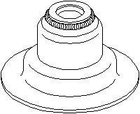 Reservdel:Ford Escort Ventilpackning