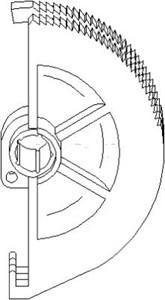 Reparasjonssett, automatisk clutch