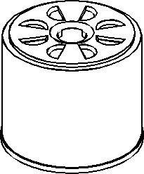 Reservdel:Ford Mondeo Bränslefilter