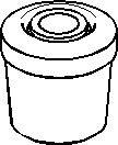 Lejebøsning, bladfjeder, Bag, Bagaksel, højre eller venstre