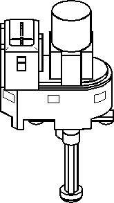 Reservdel:Ford Fusion Bromsljuskontakt