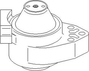 Reservdel:Ford Fusion Motorkudde