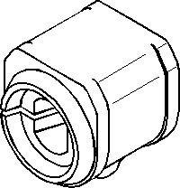 Ophæng, stabilisator, Foraksel, Foraksel, højre eller venstre, Højre, Venstre