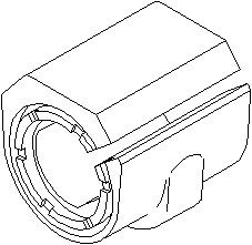 Mounting, Stabilizer, Front, Inner