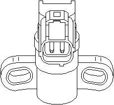 Reservdel:Volvo C30 Impulsgivare, vevaxel