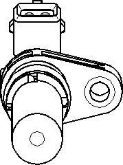 Reservdel:Ford Escort Varvtalssensor, motorhantering
