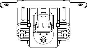 Reservdel:Ford Connect Sensor, insugstryck