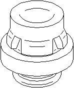 Lagring, radiator, Høyre eller venstre, Nede