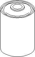 Bussning, bladfjäder, Bak, Bak, höger eller vänster