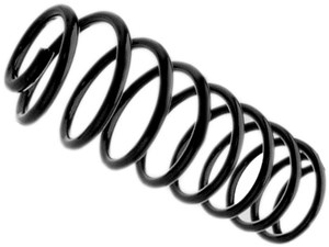 Coil Spring, Rear axle