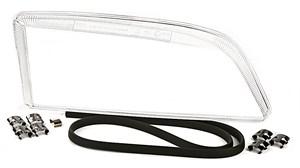 Reservdel:Volvo C70 Lyktglas, strålkastare, Höger fram
