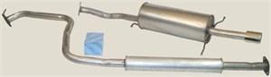 Vakiopakokaasujärjestelmä, puolisarja