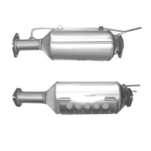 Reservdel:Volvo C30 Dieselpartikelfilter