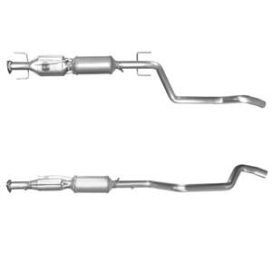 Reservdel:Opel Zafira Dieselpartikelfilter