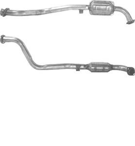 Reservdel:Opel Omega Katalysator