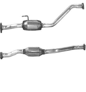 Reservdel:Ford Sierra Katalysator