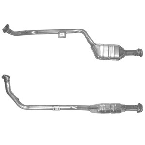 Reservdel:Mercedes E 200 Katalysator