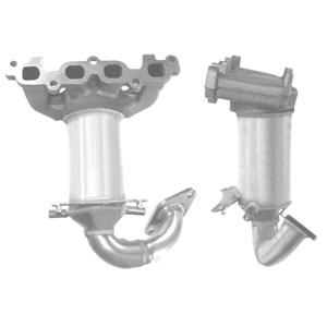 Reservdel:Ford Fusion Katalysator, Fram