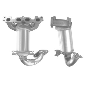 Reservdel:Ford Fusion Katalysator