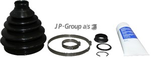 Boot Kit, drive shaft, Front