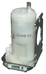 Vandpumpe, rudevisker/vasker