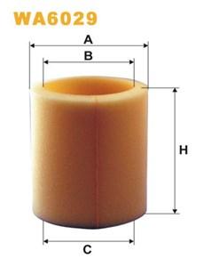 Reservdel:Citroen Bx Luftfilter