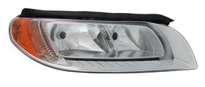 varaosat:Volvo C70 Ajovalo, Vasen