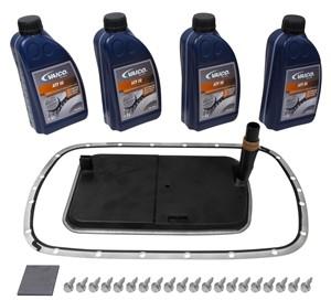 Tarvikesarja, öljynvaihto-automaattivaihteisto
