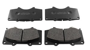 Genuine Toyota FJ Cruiser FRONT BRAKE PAD SET 04465-60270 04465-35290