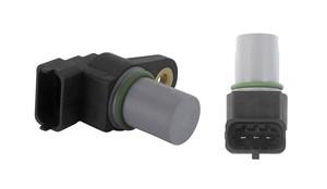 Sensor, tenningsimpuls, Høyre eller venstre, Eksosside, Inntaksside