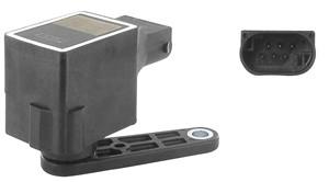 Sensor, Xenon light (headlight range adjustment), Front axle, Rear axle